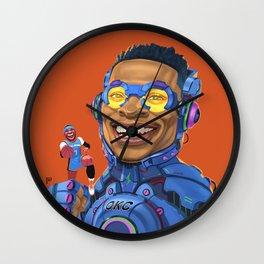 Westbrook Scifi Art Wall Clock