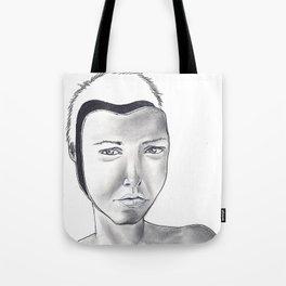 """Masks"" Tote Bag"