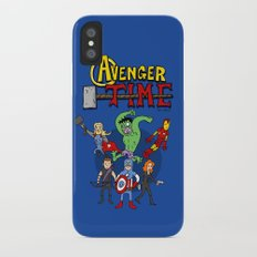 Avenger Time Slim Case iPhone X