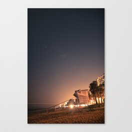 Nightguard Canvas Print