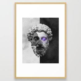 Mokoz Framed Art Print
