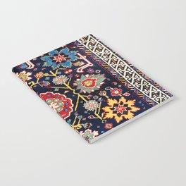 Shirvan Caucasian Afshan Rug Notebook