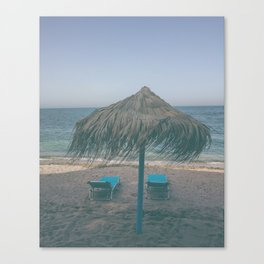 I Forget Where We Were Canvas Print