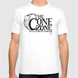 Cone Zone Ice Cream Parlor T-shirt