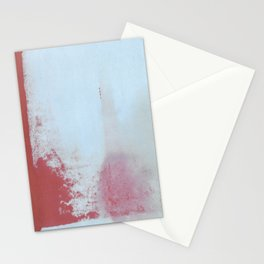 Red Regret Stationery Cards