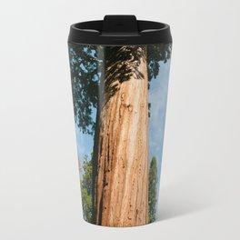 General Sherman Tree Travel Mug