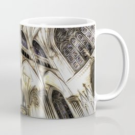 Cathedral Architecture Art Coffee Mug