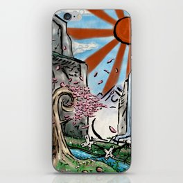 Japan: The Land of Games iPhone Skin