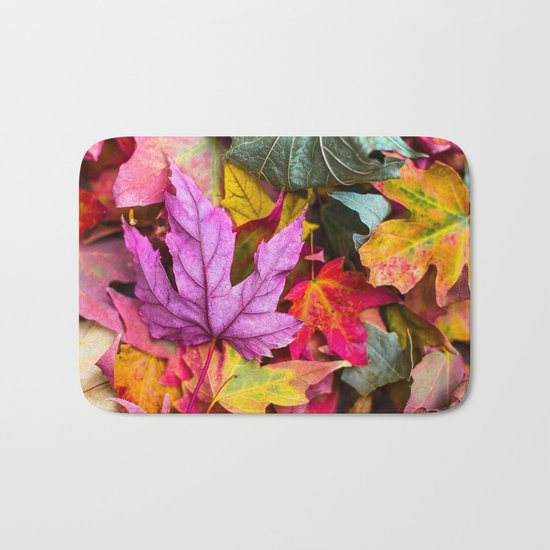 Indian Summer 4 Bath Mat