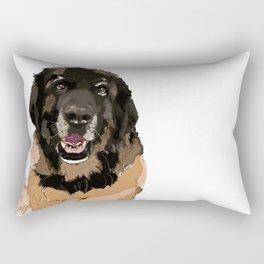 Big Dog Rectangular Pillow