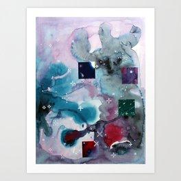 Errata & Entropia I Art Print