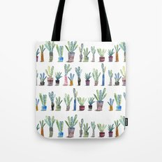 Plants in pots Tote Bag