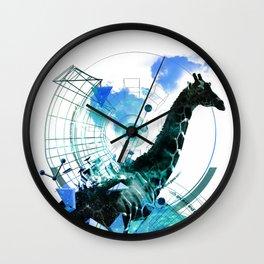 Infinite Species - Wildlife Design Wall Clock