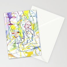 Mentira Stationery Cards