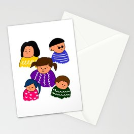 Dudes Stationery Cards