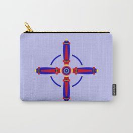 Skateboard Design version 2 Carry-All Pouch