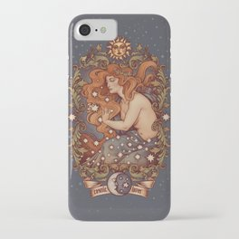 COSMIC LOVER color version iPhone Case
