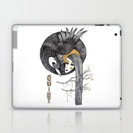 BIRD WOMEN 4 Laptop & iPad Skin