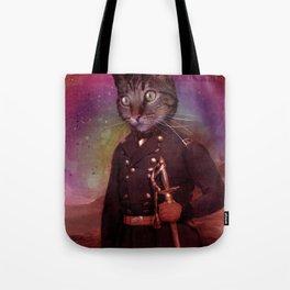 General Jackson (cat) Tote Bag