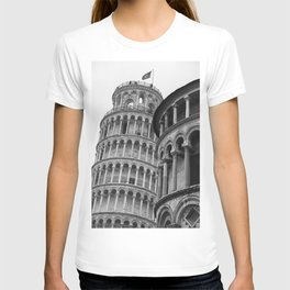Leaning Tower of Pisa (2) T-shirt