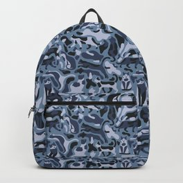Camouflage pattern with CATS Backpack