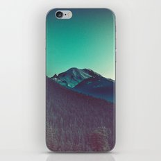 Mt. Olympus in Olympic National Park iPhone & iPod Skin