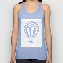 The Voyager Unisex Tank Top