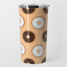 Donuts Resist Travel Mug