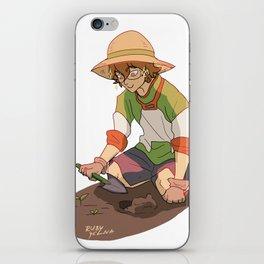 Pidge Gardening iPhone Skin