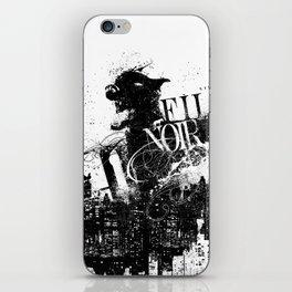 Like a Film Noir iPhone Skin