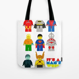 It's a man;s world Tote Bag