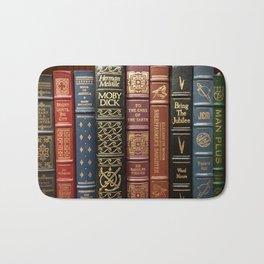 Bibliophile Bath Mat