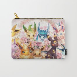 Eeveelutions 2 Carry-All Pouch