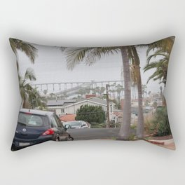 Grey Day Rectangular Pillow