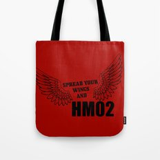Spread your wings and HM02 Tote Bag