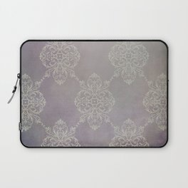 Vintage Damask - Violet Laptop Sleeve