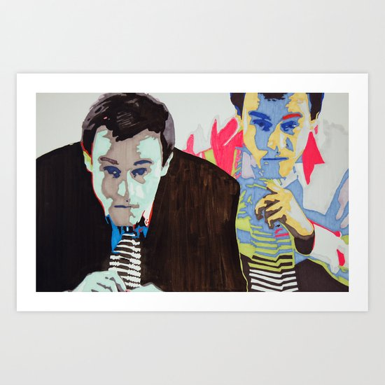 Nolan Farrell Art Print