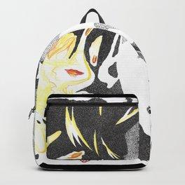 Flower Portrait Backpack