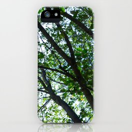 Leaves Everywhere. iPhone Case