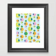 Stranded Ball Framed Art Print