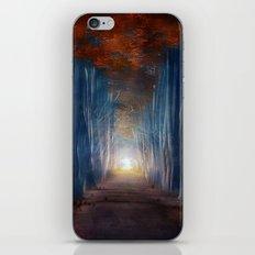 Dreams come true. iPhone Skin