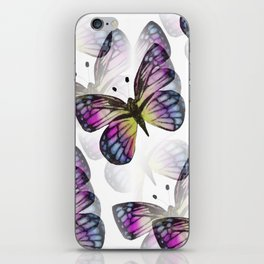 Elusive Butterfly iPhone Skin