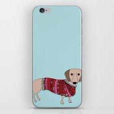Sausage Dog iPhone & iPod Skin