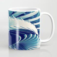 Space Abstract  Mug