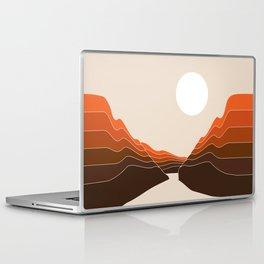 Desert Dusk Ravine Laptop & iPad Skin
