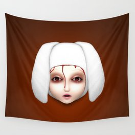 Misfit - Alicia Wall Tapestry