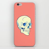 mortal instruments iPhone & iPod Skins featuring Mortal Colors by Tweedles