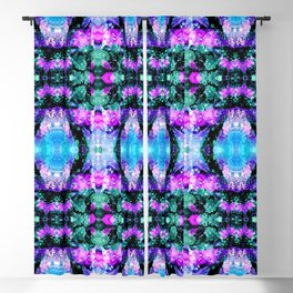 Spring Psychedelics Blackout Curtain