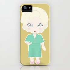 Girls in their Golden Years - Rose iPhone (5, 5s) Slim Case
