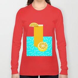 Lemonade /// www.pencilmeinstationery.com Long Sleeve T-shirt